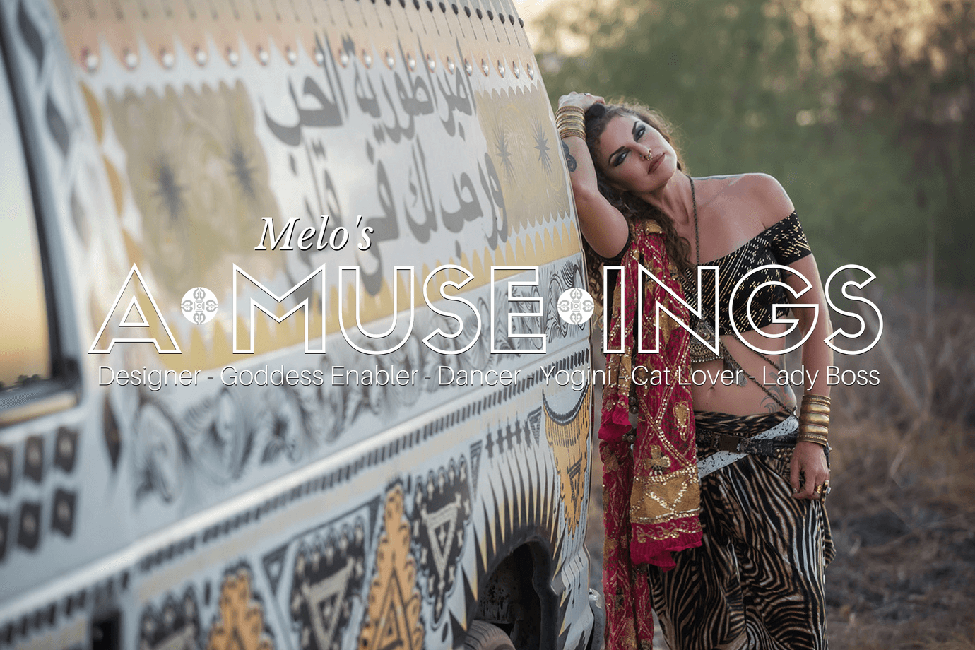 Tribal Fusion & Boho Chic inspirtations