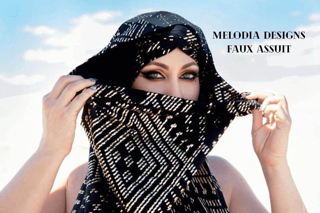 Melodia Designs faux assuit